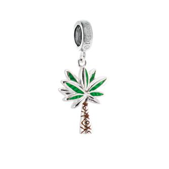 Chamilia Sterling Silver Disney Moana Island Palm Bead - Product number 5266149