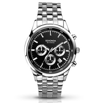 Sekonda Gents Stainless Steel Bracelet Watch - Product number 5272416