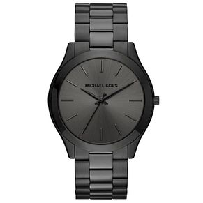 Michael Kors Men's Ion Plated Bracelet Watch - Product number 5274028