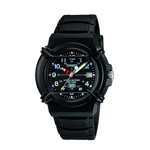 Casio Men's Black Resin Strap Watch - Product number 5274141