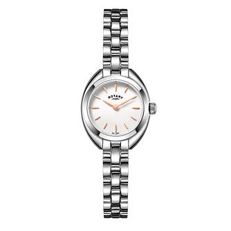 Rotary Ladies' Stainless Steel Bracelet Watch - Product number 5276705