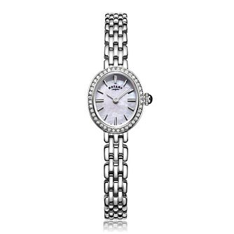 Rotary Ladies' Cocktail Stainless Steel Strap Watch - Product number 5276721