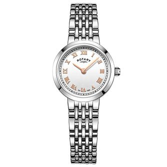 Rotary  Ladies' Stainless Steel Bracelet Watch - Product number 5276756
