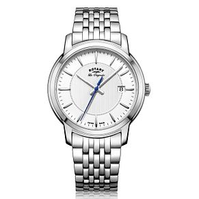 Rotary Men's Stainless Steel Bracelet Watch - Product number 5276926
