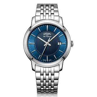 Rotary Men's Stainless Steel Bracelet Watch - Product number 5276934
