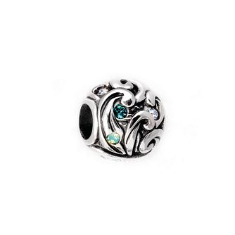 Chamilia Disney Moana Sterling Silver Ocean Waves Bead - Product number 5277655