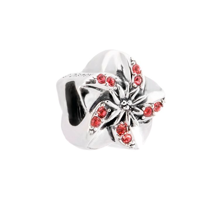 Chamila Disney Moana Sterling Silver Island Flower Bead - Product number 5277671