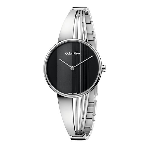 Calvin Klein Drift Ladies' Stainless Steel Bracelet Watch - Product number 5296196