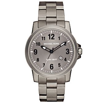 Michael Kors Men's Titanium Bracelet Watch - Product number 5296617