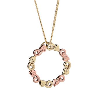 Clogau Gold Tree of Life Circle Pendant - Product number 5314097