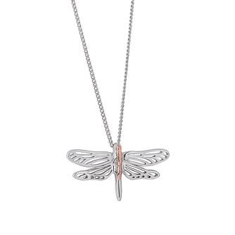Clogau Silver Damselfly Pendant - Product number 5314208