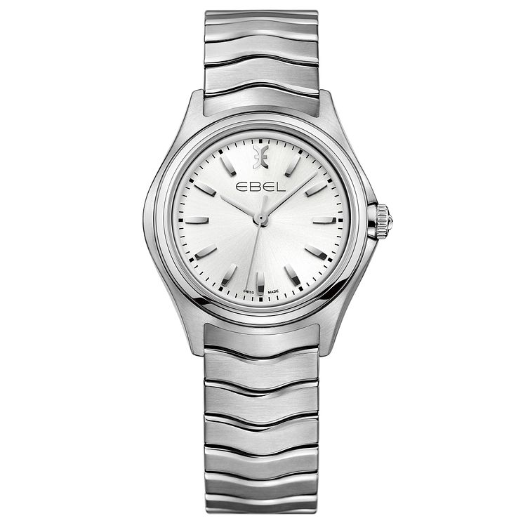 Ebel Wave Ladies' Stainless Steel Bracelet Watch - Product number 5315352