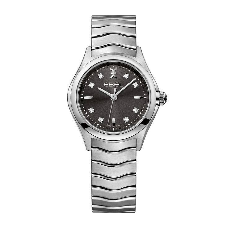Ebel Wave Ladies' Stainless Steel Bracelet Watch - Product number 5315379