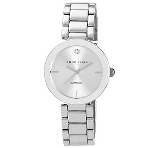 Anne Klein Ladies' Silver Bracelet Watch - Product number 5321484