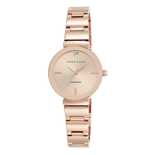 Anne Klein Ladies' Rose Gold Plated Bracelet - Product number 5321727