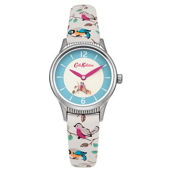 Cath Kidston White PU Strap Watch - Product number 5321964