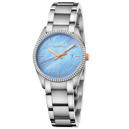 Calvin Klein Ladies' Alliance Stainless Steel Bracelet Watch - Product number 5331625