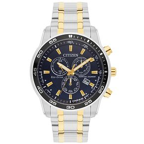 Citizen Gents Two Tone Bracelet Watch - Product number 5331765