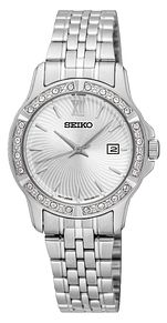 Seiko Ladies' Stainless Steel Bracelet Watch - Product number 5427983
