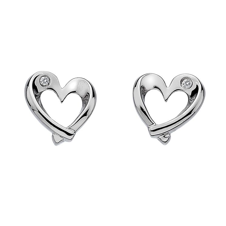 Hot Diamonds Heart Pendant & Earrings Set - Product number 5438039
