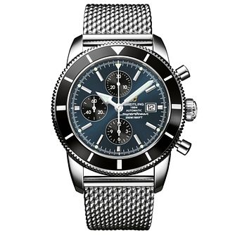 Breitling Super Ocean Heritage Men's Bracelet Watch - Product number 5516439