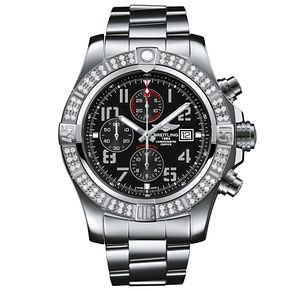 Breitling Super Avenger Men's Stainless Steel Watch - Product number 5516463