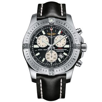 Breitling Colt Chronograph Men's Stainless Steel Strap Watch - Product number 5516684