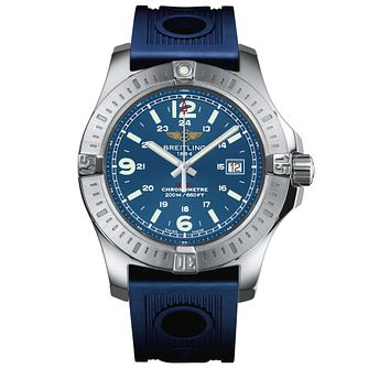 Breitling Colt Men's Stainless Steel Strap Watch - Product number 5516730