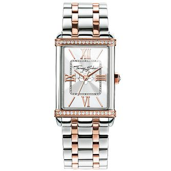 Thomas Sabo Century Ladies' Two Colour Bracelet Watch - Product number 5695023
