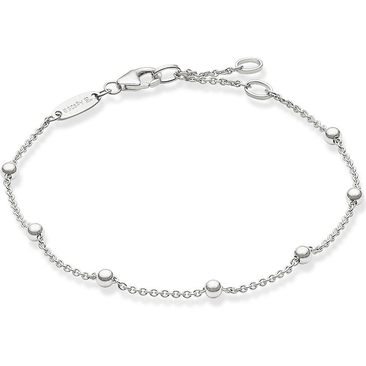 Thomas Sabo Sterling Silver Plated Dots Bracelet - Product number 5699096