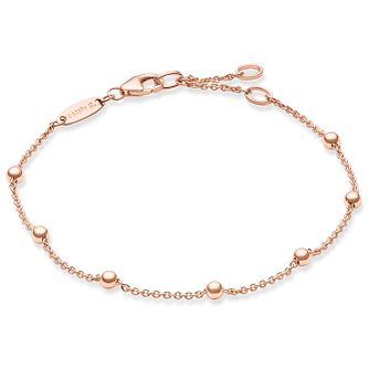 Thomas Sabo Rose Gold Plated Dots Bracelet - Product number 5699118