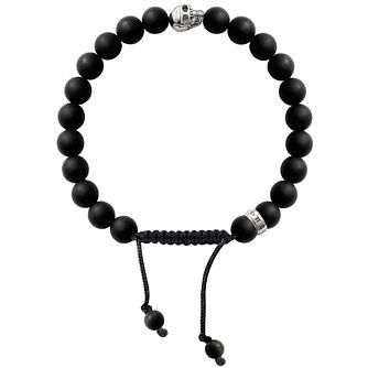 Thomas Sabo Men's Skull Bead Bracelet - Product number 5699371