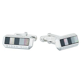 Ted Baker Brass Blue Cufflinks - Product number 5709334