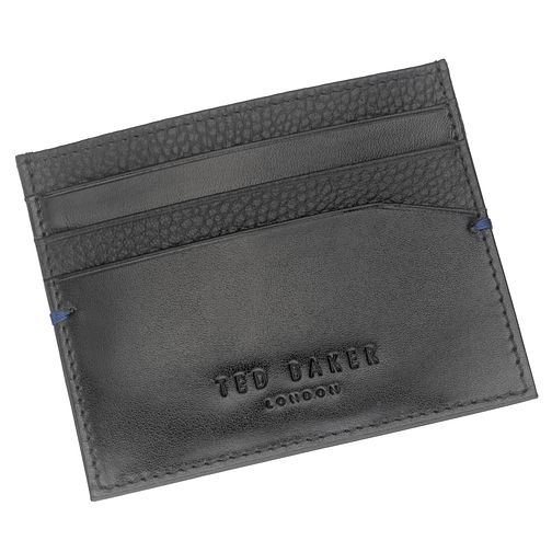 Ted Baker Black Leather Cardholder - Product number 5709598