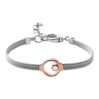 Skagen Elin Stainless Steel Stone Set Bracelet - Product number 5710995