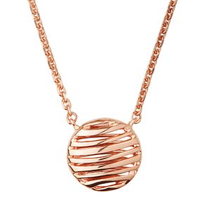 Links of London Rose Gold Vermeil Thames Round Necklace - Product number 5718074