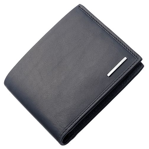 Hugo Boss Men's Black Leather Wallet - Product number 5820391