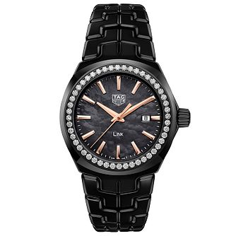 TAG Heuer Link Ladies' Bracelet Watch - Product number 5820820