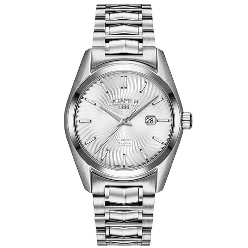 Roamer Searock Ladies' Stainless Steel Bracelet Watch - Product number 5836131