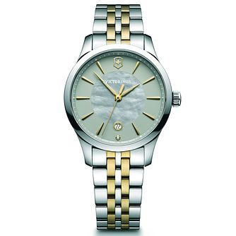 Victorinox Alliance Small Ladies' Steel Bracelet Watch - Product number 5838088