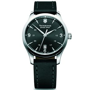 Victorinox Alliance Men's Black Strap Watch - Product number 5838118