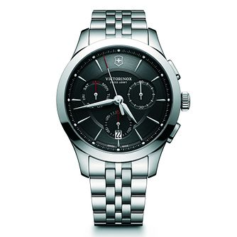 Victorinox Alliance Chronograph Men's Steel Bracelet Watch - Product number 5838487