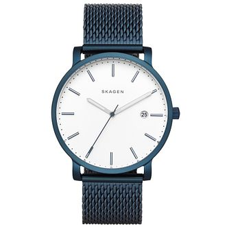 Skagen Hagen Men's Ion Plated Bracelet Watch - Product number 5838797