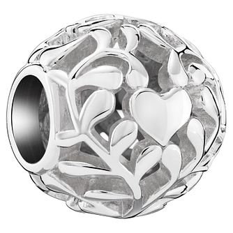 Chamilia Heart and Vines Bead - Product number 5845343