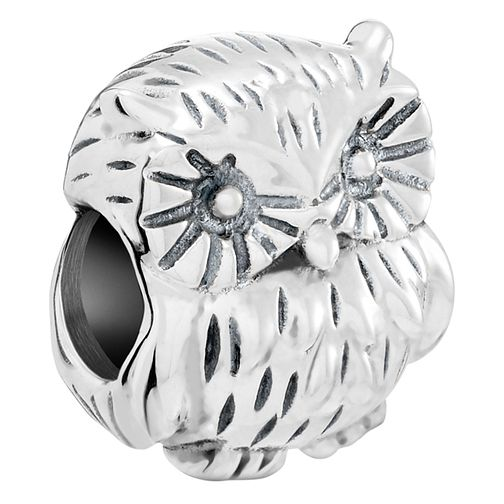 Chamilia Sterling Silver What A Hoot Bead - Product number 5845408