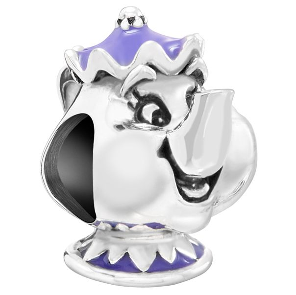 Chamilia Disney Beauty and the Beast Mrs. Potts Charm - Product number 5845696