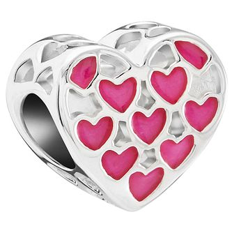 Chamilia Always Heart Charm - Product number 5845971