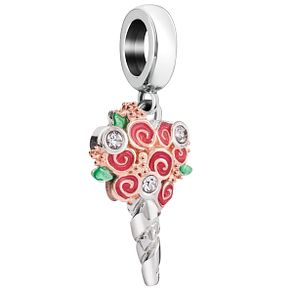 Chamilia Bouquet Of Flowers Swarovski Charm - Product number 5846099