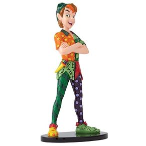 Disney Britto Peter Pan Figurine - Product number 5848253