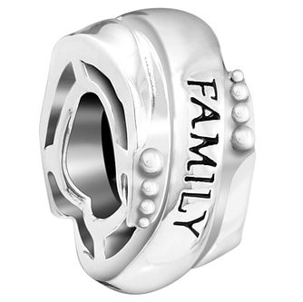 Chamilia Sterling Silver Family Wheel Bead - Product number 5853729